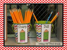 Crazy for First Grade: Classroom Reveal {w/ LOTS of freebies}