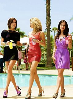 90210 naomi fashion - Yahoo Image Search Results  Love Naomi's dress!