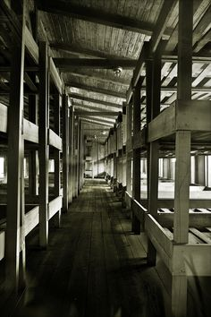 Sachsenhausen concentration camp, Germany - January 2013 ... The most haunting place I have ever been