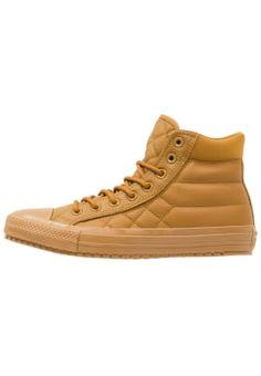 Hoge sneakers Converse CHUCK TAYLOR ALL STAR - Sneakers hoog - antiqued/black Beige: 109,95 € Bij Zalando (op 11/11/16). Gratis verzending & retournering, geen minimum bestelwaarde en 100 dagen retourrecht!