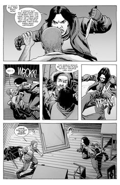 The Walking Dead 166 page 18 online