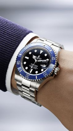 Rolex Submariner Gold, Rolex Submariner No Date, Luxury Watches, Rolex Watches, Cool Watches, Watches For Men, Watch Companies, Oysters, Jewlery