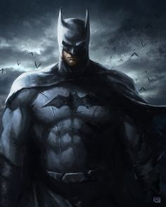 Batman by Rob Joseph