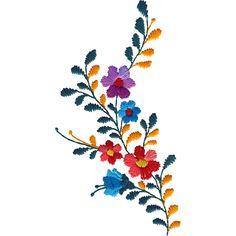 S tattoo, body art tattoos, mexican art tattoos, embroidery tattoo, mexican Mexican Embroidery, Embroidery Patterns, Mexican Art Tattoos, Mexican Pattern, Mexican Flowers, Folk Art Flowers, Polish Folk Art, Embroidery Tattoo, Nordic Tattoo
