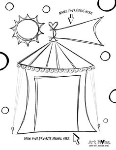 A Painted Pink Door And A Greatest Showman Inspired Coloring on NEO Coloring Pages 5254 Free Printable Coloring Pages, Coloring For Kids, Coloring Pages For Kids, Printable Art, Circus Theme, Circus Circus, Circus Party, Vbs Crafts, Crafts For Kids