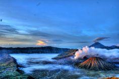 Mount Bromo is the most famous tourist attractions as well as the most visited both domestic visitors and international visitors. Mount Bromo is an active volcano located in four regions, namely Malang, Pasuruan, Probolinggo, and Lumajang