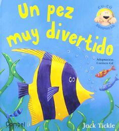Un pez muy divertido (Libros cu-cu sorpresa series) (Spanish Edition): Jack Tickle: 9788498253160: Amazon.com: Books