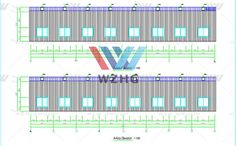 Steel Structure Buildings, Office Supplies
