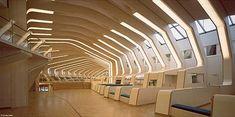 Centro Cultural Vennesla - Helen & Hard