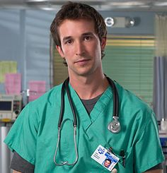Dr. John Carter...the first hot doctor on TV...well as far back as I can remember ha