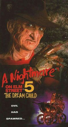 A NIGHTMARE ON ELM ST. 5 - THE DREAM CHILD