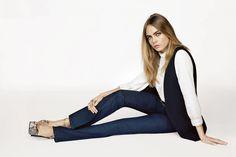 Model: Cara Delevingne Photographers: Alisdair McLellan