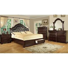 Bedroom Sets Las Vegas coaster bling game 4 pc bedroom set las vegas furniture online