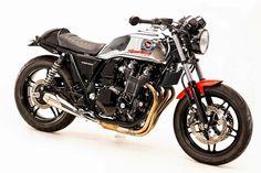 Honda 2014 By Steel Bent Customs Honda Bikes, Honda Motorcycles, Custom Motorcycles, Custom Bikes, Honda Motorbikes, Custom Choppers, Honda Cb1100, Riders On The Storm, Japanese Motorcycle
