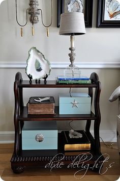 House of Turquoise: Guest Blogger: Amanda from Dixie Delights