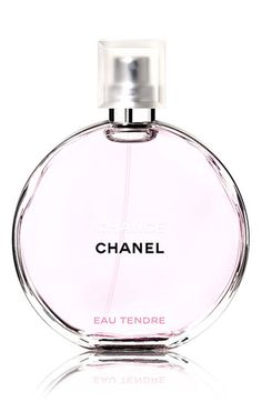 CHANEL CHANCE EAU TENDRE   I'm in love with it!  It's soft and clean, it'll be a great summer perfume :)
