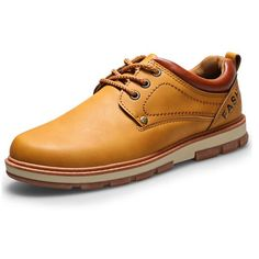 Men Metal Eyelets Pure Color Lace Up Casual Oxford Shoes