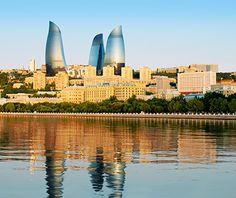 It List - The Best New Hotels: Fairmont Baku, Flame Towers