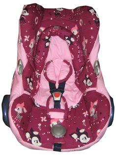 Ersatzbezug Maxi Cosi Cabriofix Babyschalenbezug von me Kinderkleidung und ersatzbezuege auf DaWanda.com