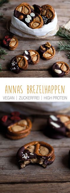 Anna's pretzel bites. Vegan and reduced in sugar. There should definitely be more recipes with pretzels. Anna's pretzel bites. Vegan and reduced in sugar. There should definitely be more recipes with pretzels. Vegan Party Food, Healthy Vegan Snacks, Vegan Treats, Vegan Finger Foods, Reduce Recipe, Fall Recipes, Vegan Recipes, Vegan Desert Recipes, Desserts Sains