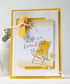 Happy Stampin' Stampin' Up! Janneke de Jong Colorful Seasons