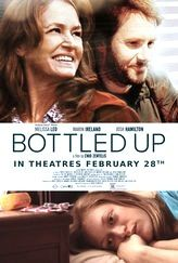 "Penny says, ""Bottled Up is available on Amazon & On Demand, but you should try to watch it on a big screen if possible. Our job is to support Melissa–and Enid Zentelis–as they make luminous films from the woman's POV!"""