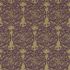 Zoffany - Luxury Fabric and Wallpaper Design | Products | British/UK Fabric and Wallpapers | Tespi (ZCON312021) | Constantina Damask Wallpapers