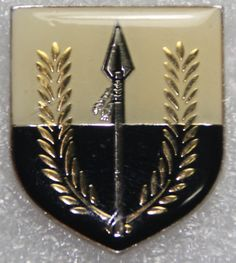 Special Operations Brigade LRRP beret badge  Angola Army Army & Navy, Special Forces, Beret, Badge, Berets, Badges, Swat