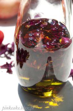 oliwa o smaku róż