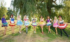 Disney Princesses!Apron