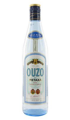 ouzo - why the Greeks go mad
