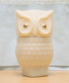 Vintage Avon Owl - I know people who would go crazy over this today!