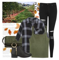 """""""Orchard"""" by beautylovesbaby ❤ liked on Polyvore featuring Topshop, Chloé, Rails, H&M and ALDO"""