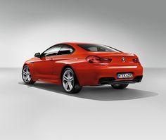 BMW 6-Series M Sport Edition 2014