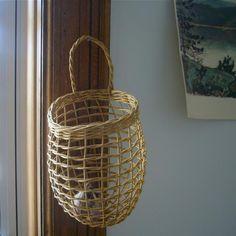 Shaker Onion Basket