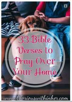 Want to pray over your home? This post includes 33 unique Scripture verses you can use to pray over your home! Prayer Verses, Bible Prayers, Scripture Verses, My Prayer, Bible Scriptures, Prayer Board, Prayer Circle, Prayer Ideas, Healing Scriptures