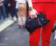 kitty cat purse!!! #cat