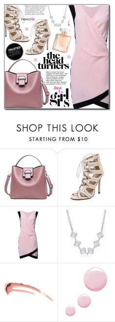 """NewChic 14"" by adnaaaa ❤ liked on Polyvore featuring Topshop"