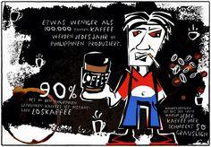 Kaffee on den Philippinen Infographics, Comic Books, Comics, Cover, Movie Posters, Art, Philippines, Kaffee, Art Background