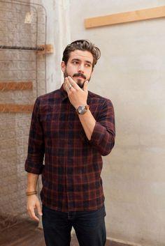 flannel #men #menfashion #fashion #mensfashion #manfashion #man #fashionformen