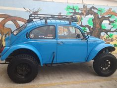 1973 vw baja bug. Father and son project, finished in 3 years... And sold :(