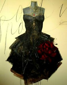 Luca Bellandi here and here The artist was born in Livorno on the of February He went to an Art High School in Pisa an. Son Birthday Quotes, Sons Birthday, Office Dresses, Elegant Dresses, Boho Dress, Dresses Online, Art Pieces, Victorian, Portrait