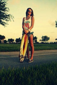 Florida #longboard