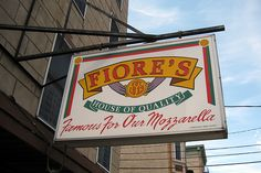 Fiore's in Hoboken - could use some of that homemade mozz right about now