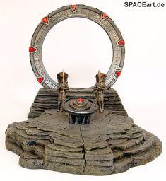 Stargate: Stargate Diorama - Deluxe Version