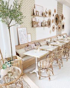 Bam Boa   All day sharing   Weesperzijde 135 Ambiance Restaurant, Restaurant Themes, Restaurant Design, Coffee Shop Interior Design, Black Interior Design, Cafe Design, House Doctor, Restaurant Amsterdam, Cozy Cafe