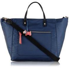 Radley London Petticoat Lane Medium Grab Bag Navy