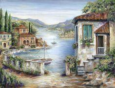 Tuscan Villas By The Lake