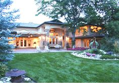 Google Images, House Ideas, Mansions, House Styles, Home Decor, Decoration Home, Manor Houses, Room Decor, Villas