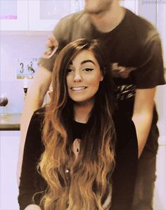 couple cute MY EDIT cutiepie pewdie pewdiepie bro army what is quality Felix Kjellberg marzia marzia bisognin cutiepiemarzia Pewds